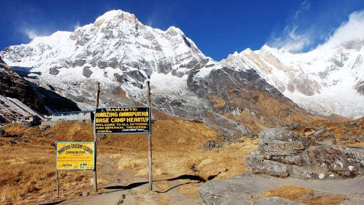 7 Days Annapurna Base Camp Trekking
